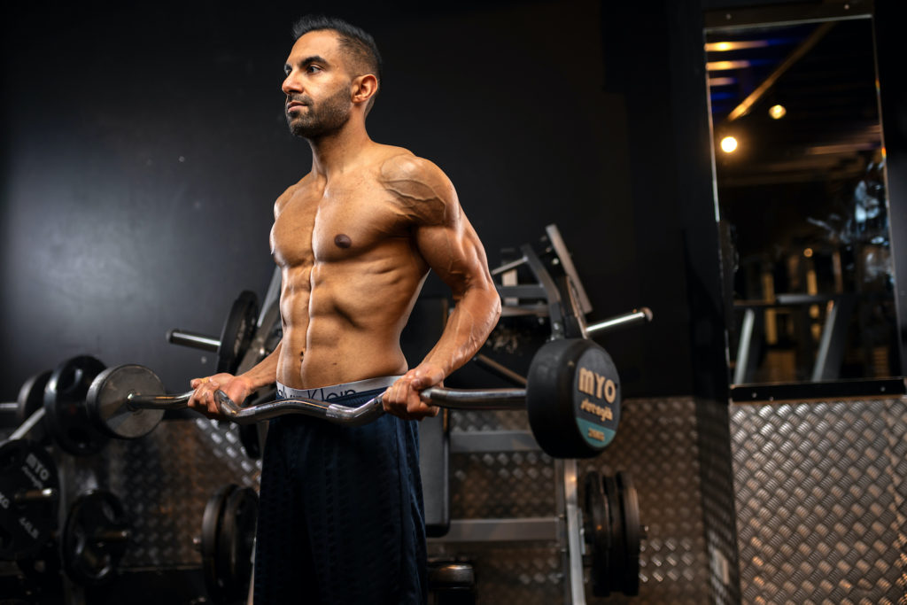 Business Lessons Learned from My Extreme Body Transformation