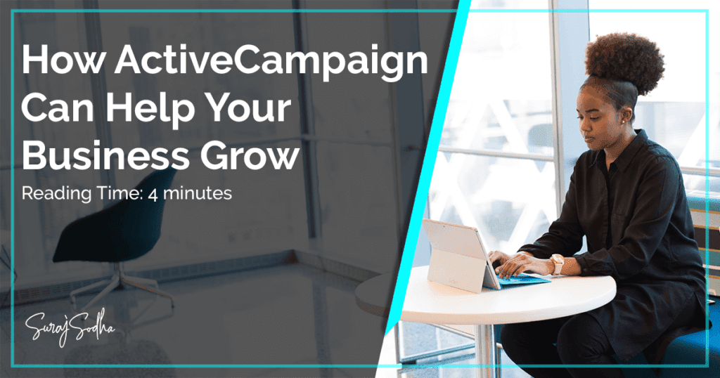 How ActiveCampaign Can Help Your Business Grow