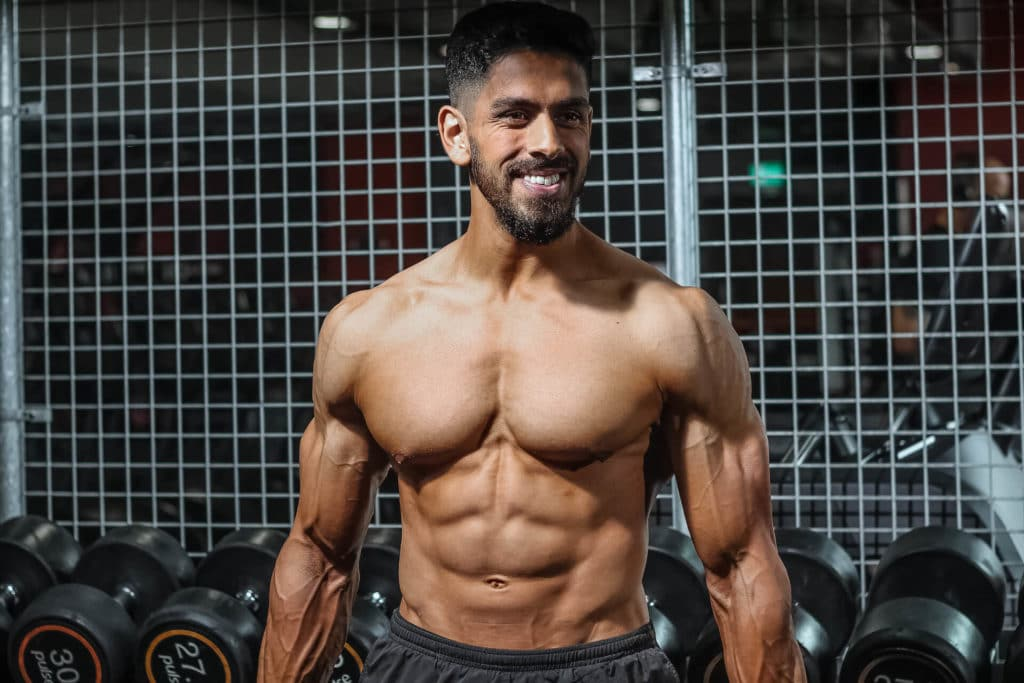 akash vaghela rnt fitness body transformation